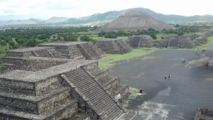Teotihuacan: City of pyramids